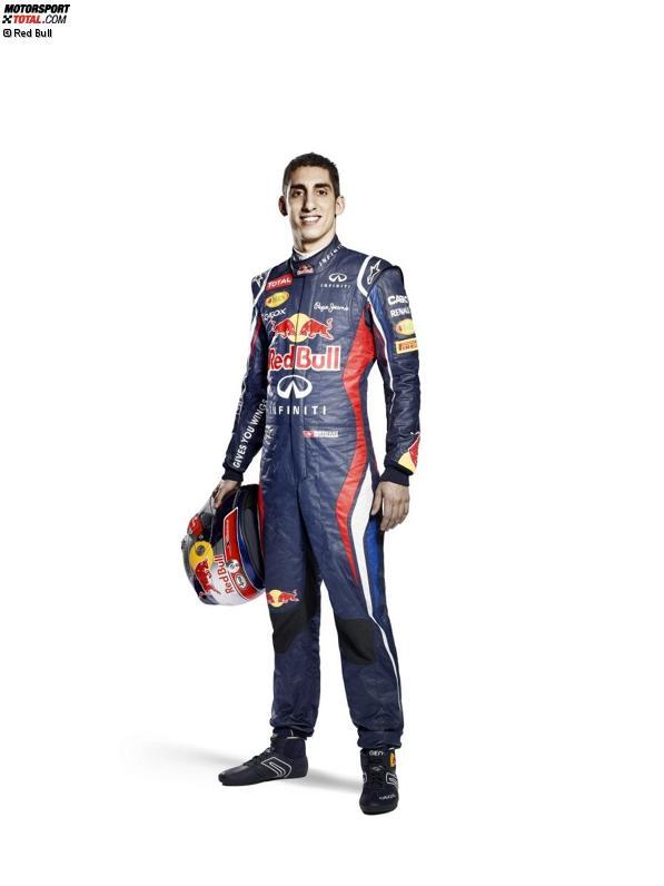 Sebastien Buemi (Red Bull)