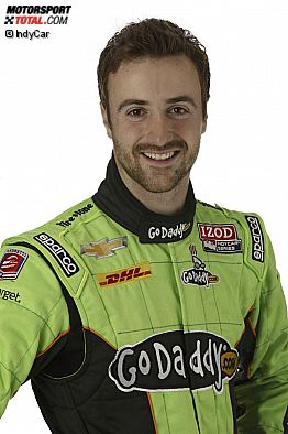 James Hinchcliffe (Andretti-Chevrolet)