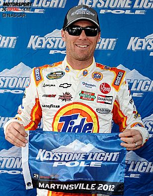 Kevin Harvick (Childress) auf der Truck-Pole