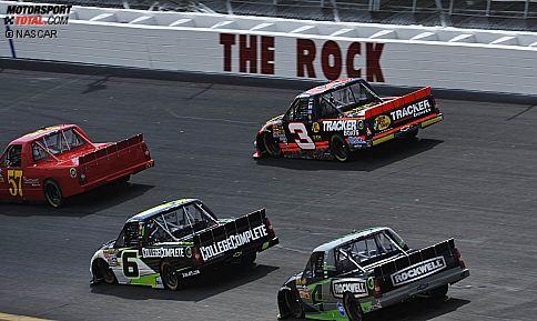 """""""The Rock"""" feiert sein NASCAR-Comeback"""