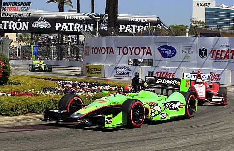 James Hinchcliffe (Andretti)