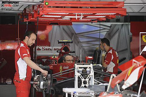 Ferrari-Box
