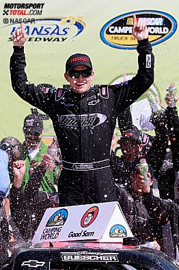 James Buescher siegt