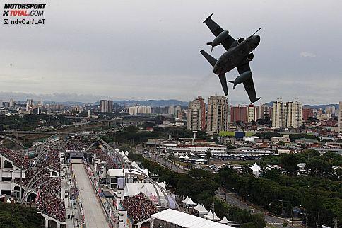 Flyover ala Sao Paulo