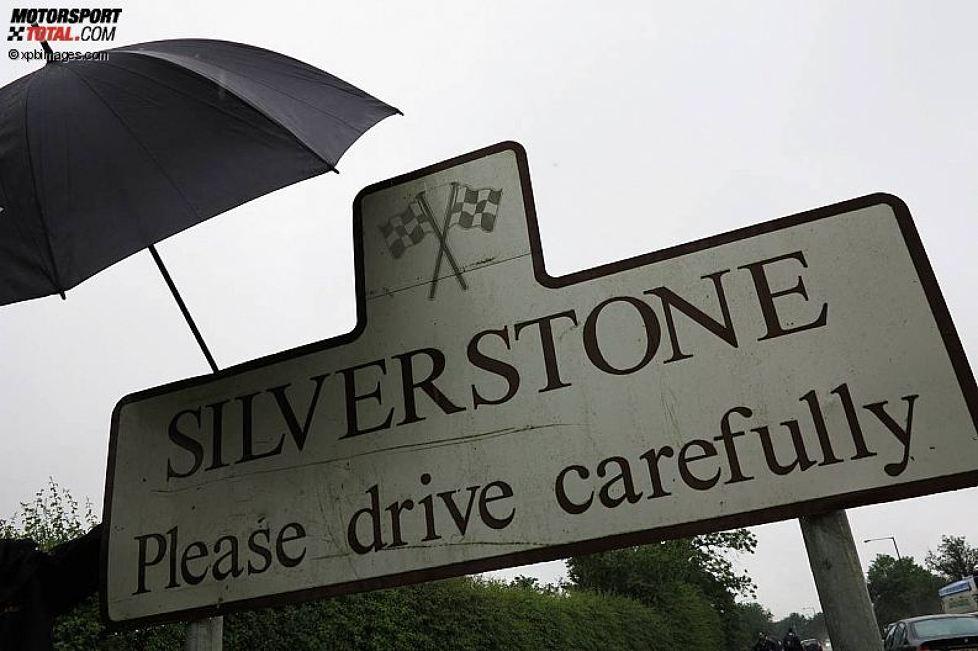 Silverstone - Die Vorzeichen stehen auf Regen