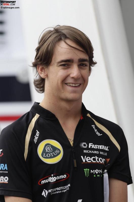 Esteban Gutierrez (Sauber)