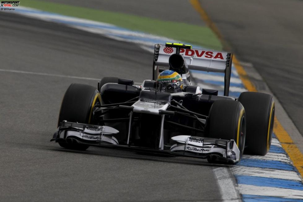 Bruno Senna (Williams)