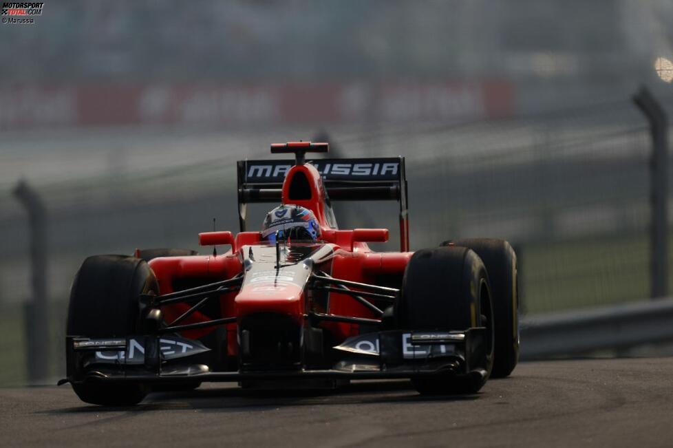 Timo Glock (Marussia)