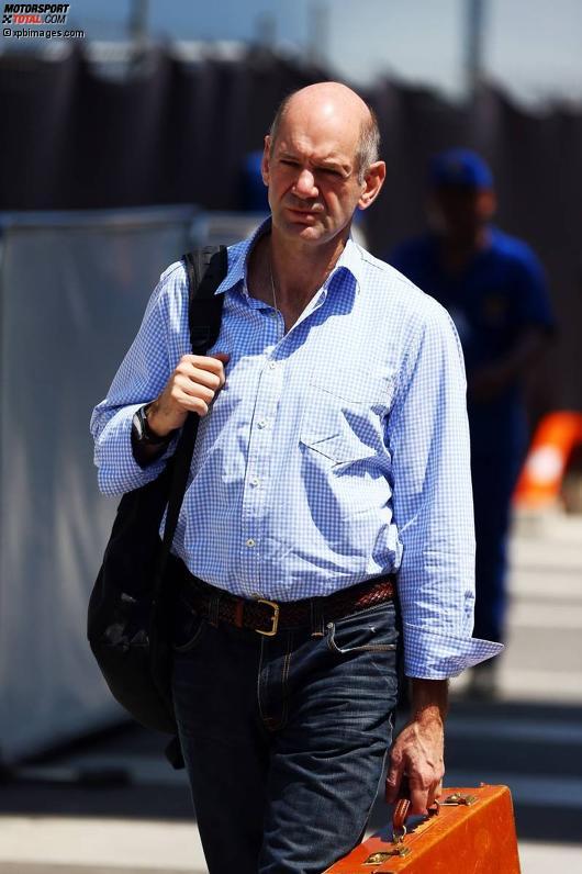 Adrian Newey (Technischer Direktor, Red Bull)