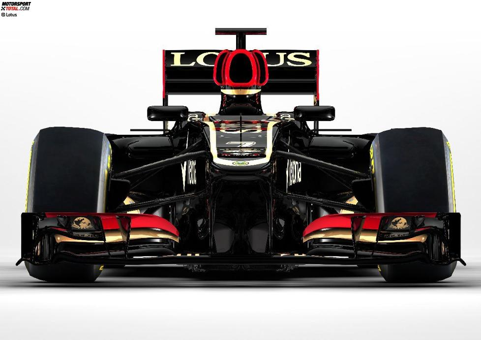 Der Lotus E21