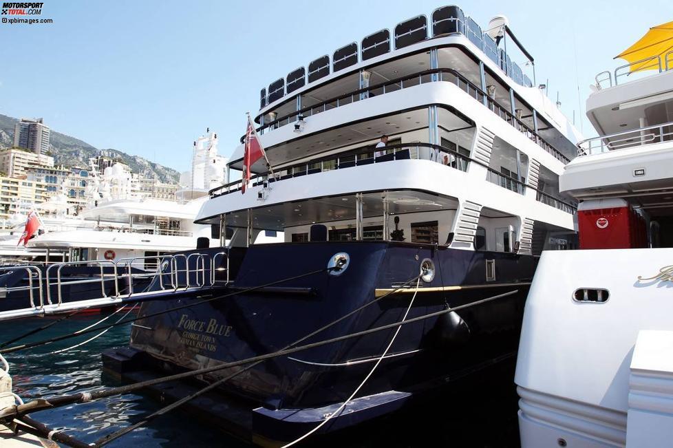 Flavio Briatores Jacht