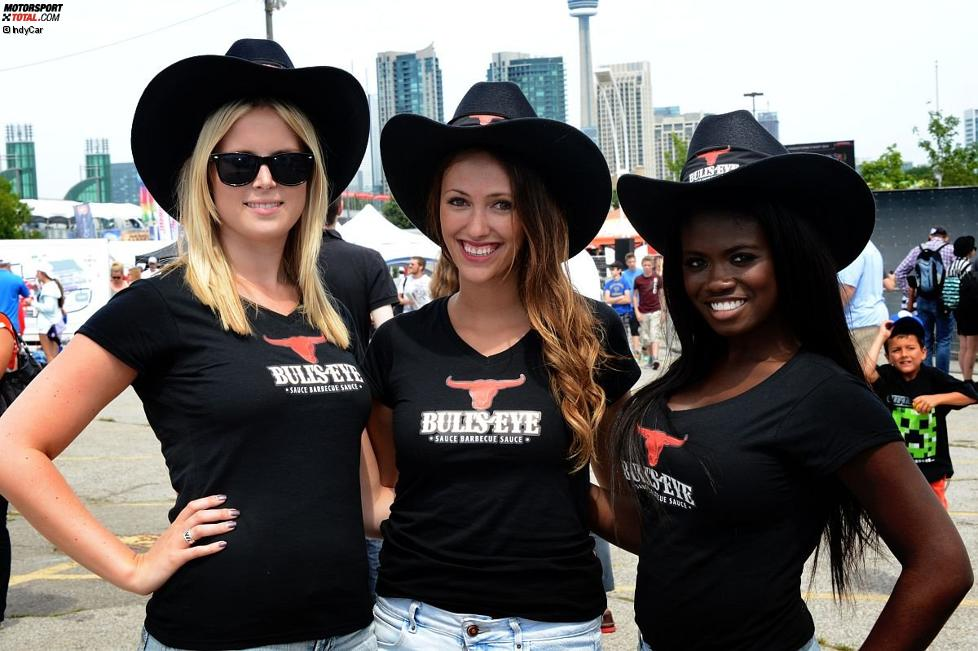 Girls in Toronto