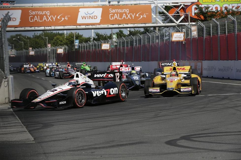 Will Power in Front