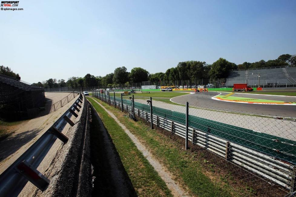 Monza: Vergangenheit und Gegenwart