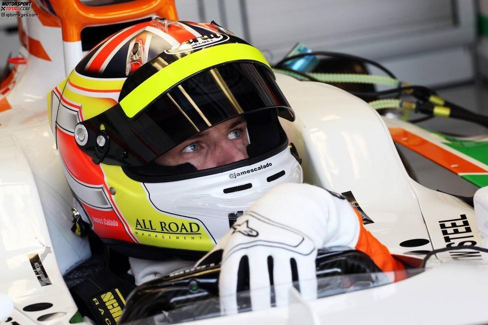 James Calado (Force India)