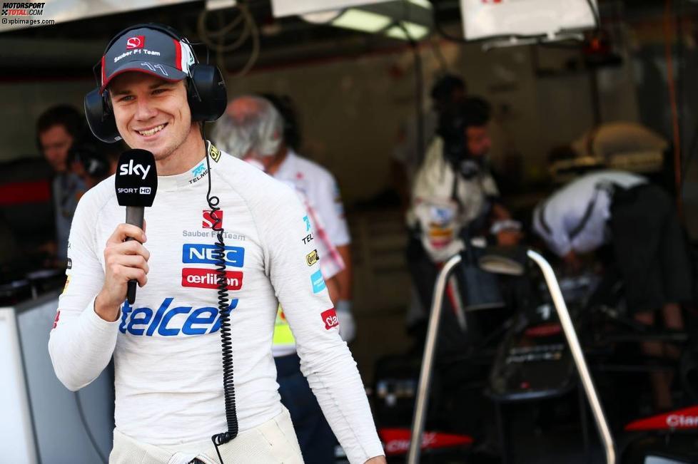 Nico Hülkenberg (Sauber)