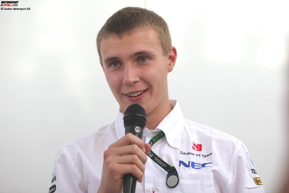 Sergei Sirotkin (Sauber)