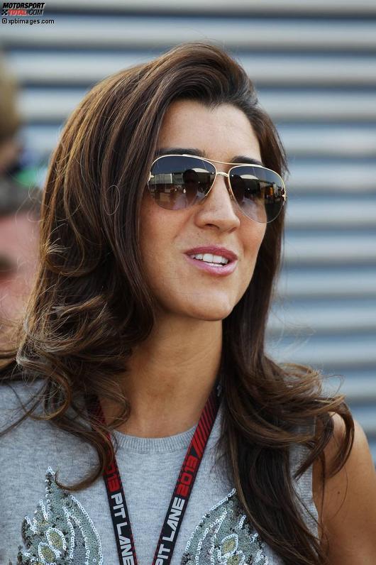 Fabiana Flosi, Verlobte von Bernie Ecclestone