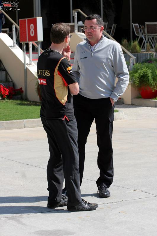 Eric Boullier (McLaren)