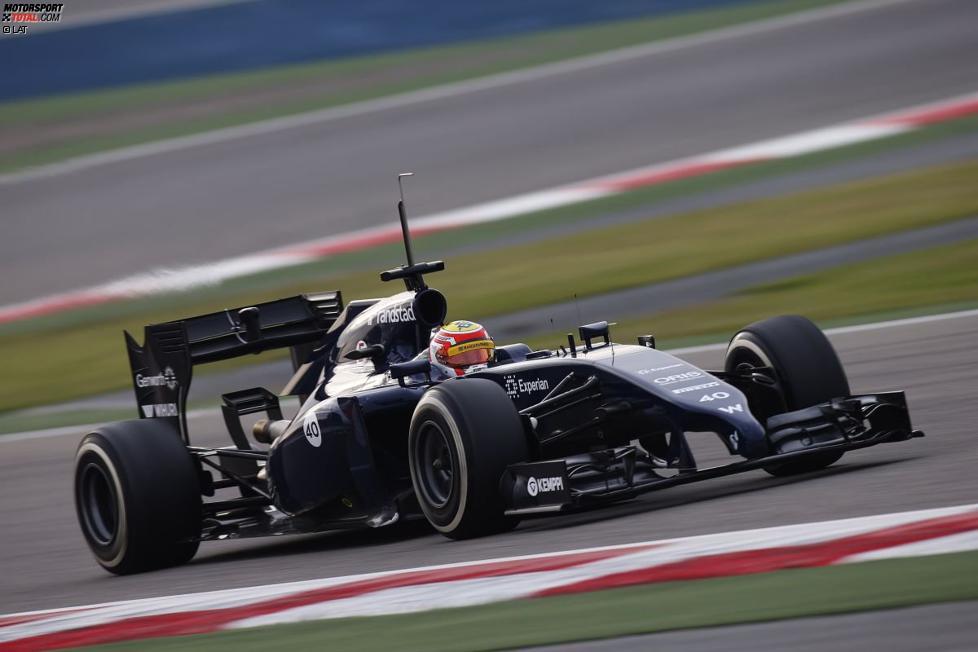 Felipe Nasr (Williams)