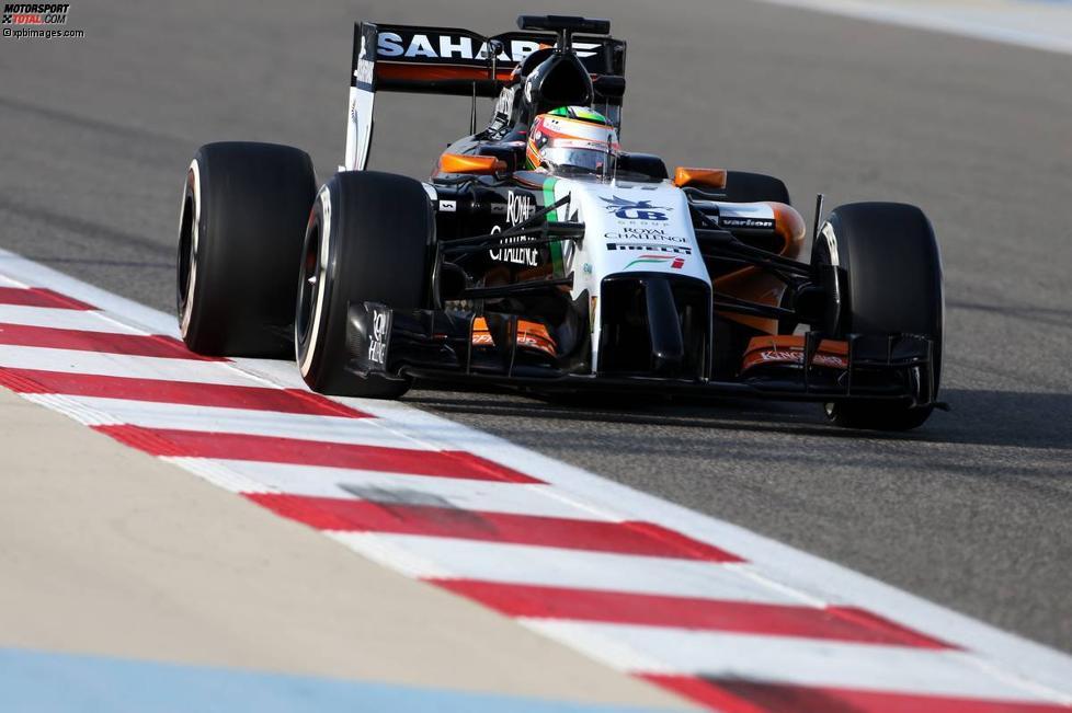 Sergio Perez (Force India)