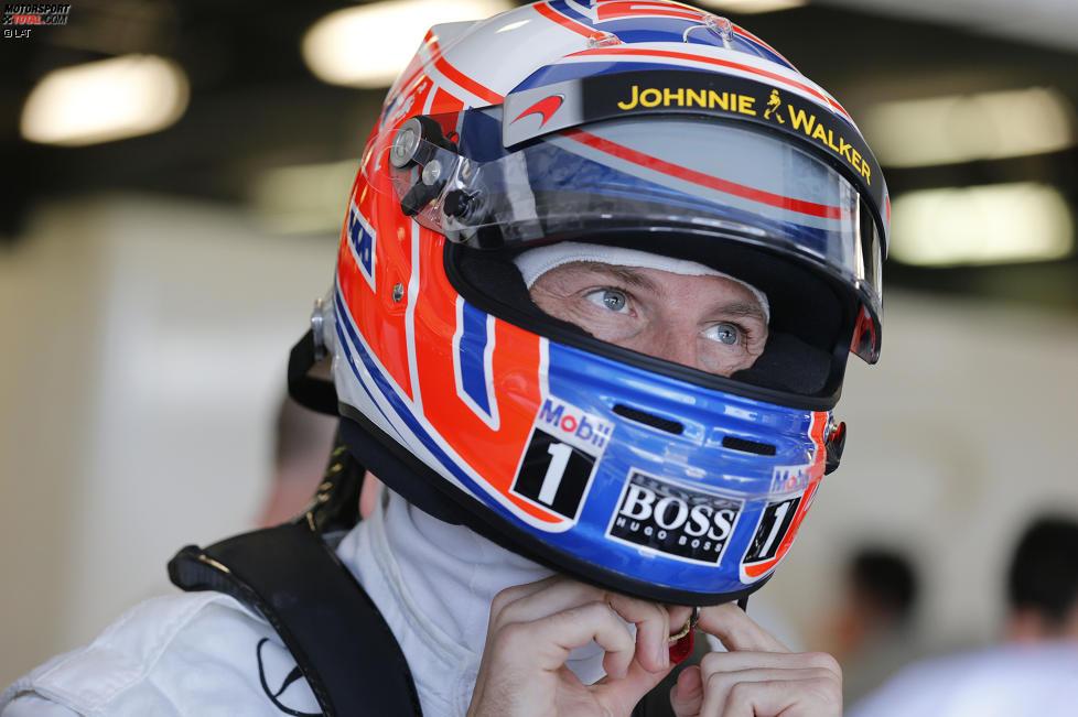 Jenson Button (McLaren)