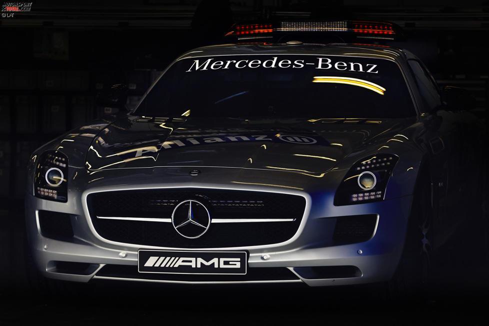 Safety-Car von Mercedes-Benz