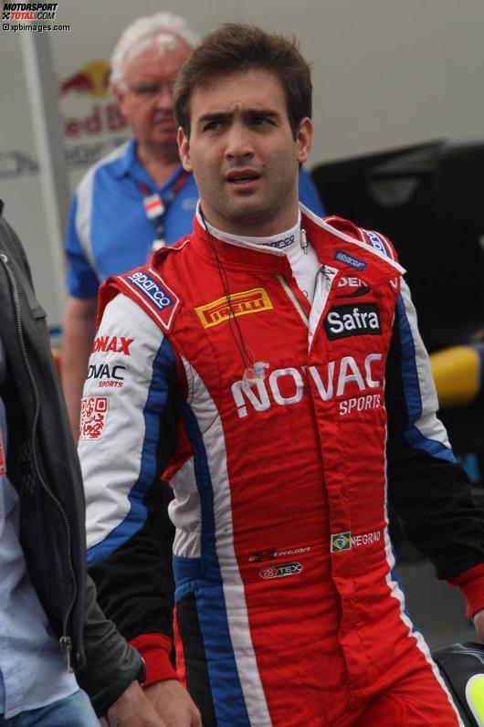 Andre Negrao (Arden) und Alexandre Negrao