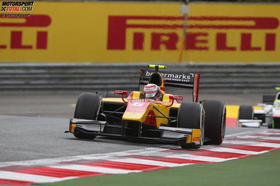 Stefano Coletti (Racing Engineering)