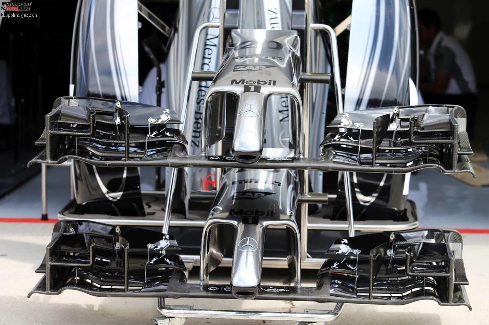 Nase des McLaren MP4-29