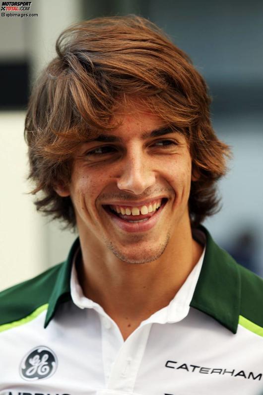 Roberto Merhi (Caterham)