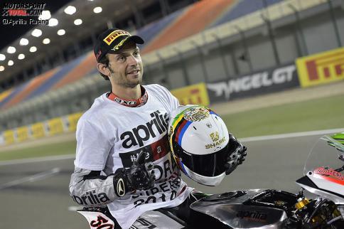 Sylvain Guintoli (Aprilia)