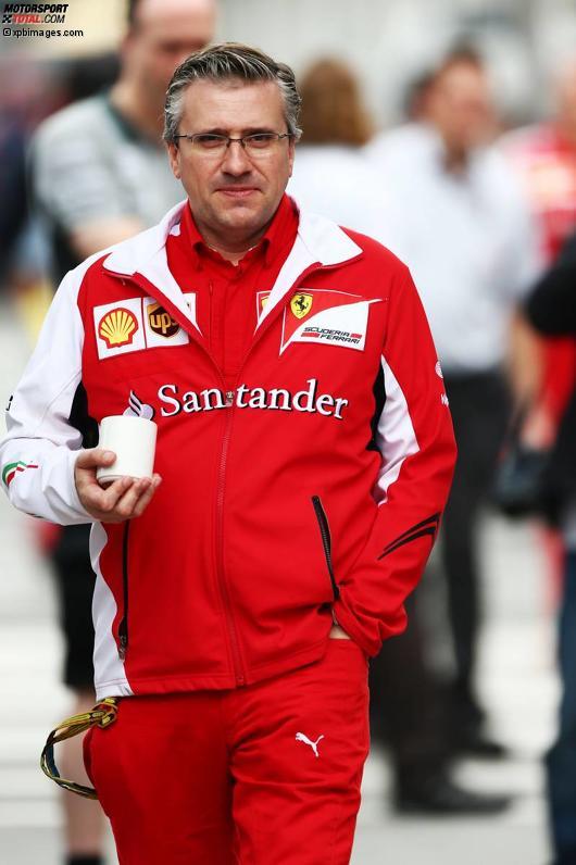 Pat Fry (Ferrari)