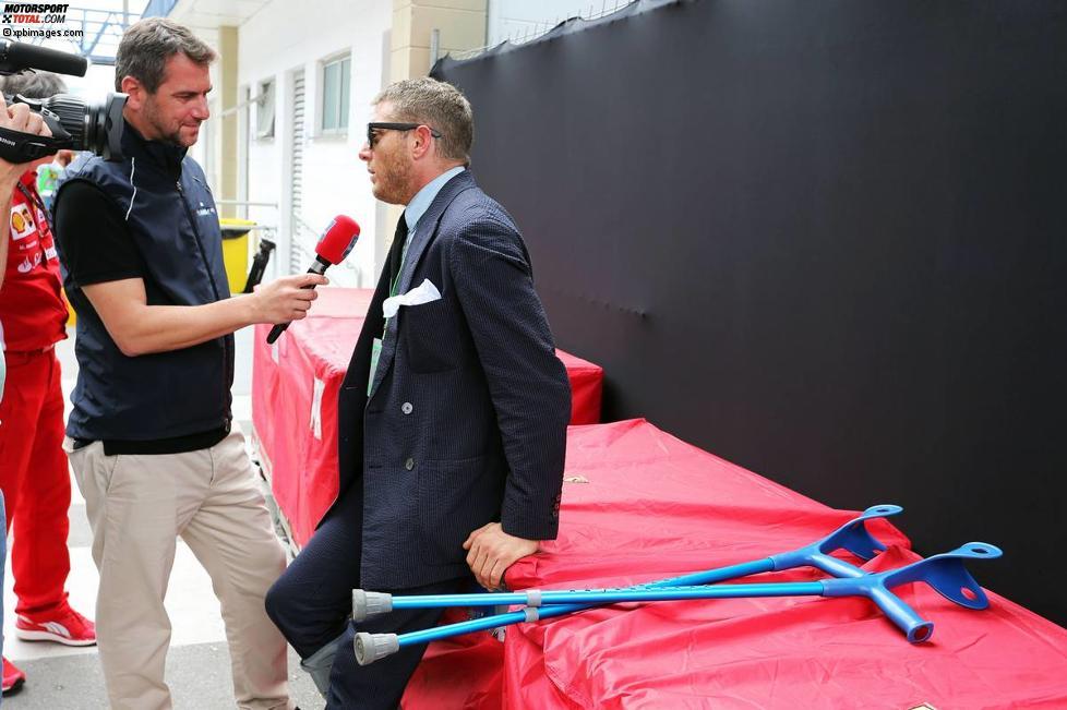 FIAT-Manager Lapo Elkann