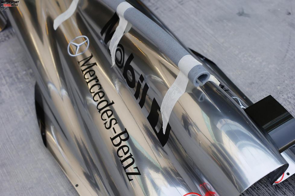 McLaren-Karosserie