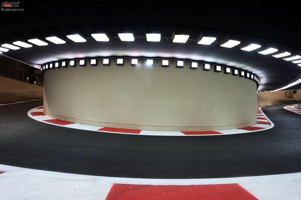 Boxengassen-Ausfahrt