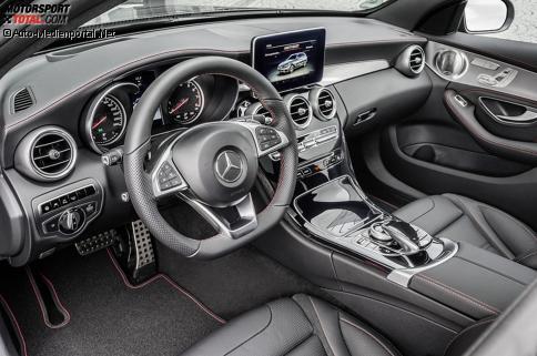 news mercedes c63 amg eine klasse fr sich auto bei motorsport. Black Bedroom Furniture Sets. Home Design Ideas