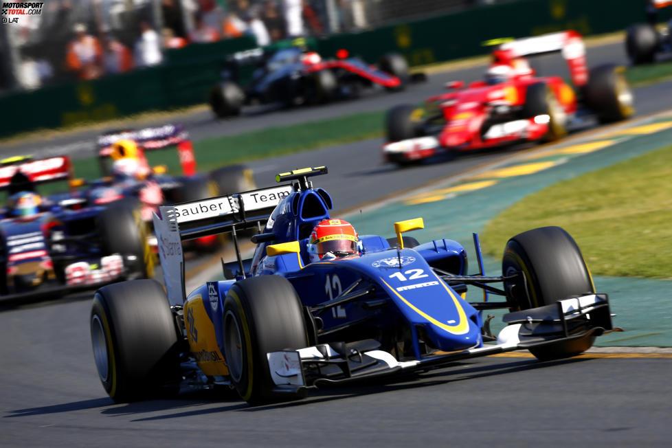 Felipe Nasr (Sauber)