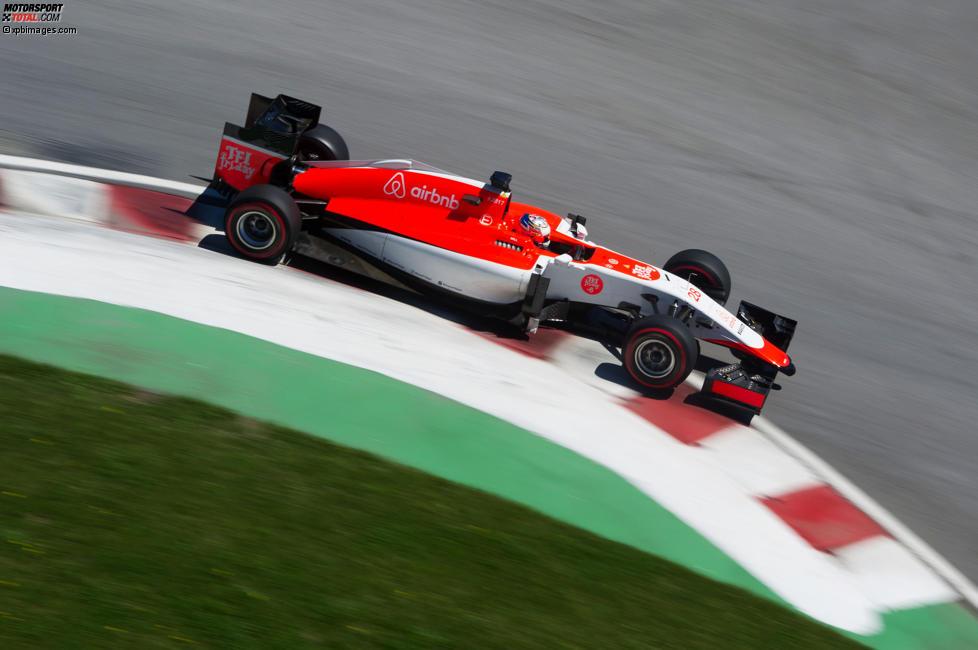 Will Stevens (Manor-Marussia)