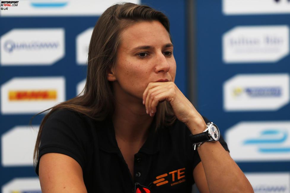 Simona de Silvestro (Andretti)