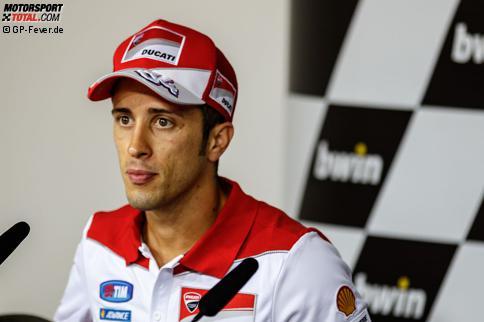 Andrea Dovizioso - MotoGP in Brünn, - Pre-Events13.08.2015, 18:39:26 - Motorrad bei Motorsport ...