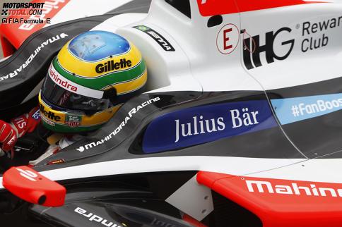 Bruno Senna (Mahindra)