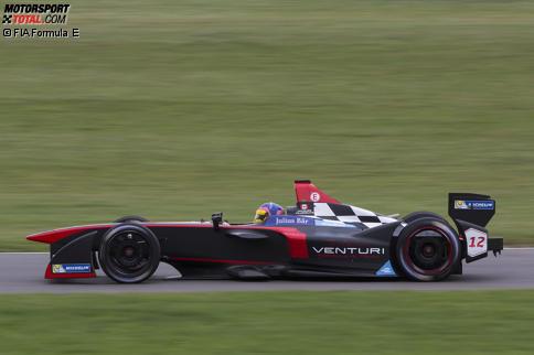 Jacques Villeneuve (Venturi)