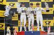 Pascal Wehrlein (HWA-Mercedes) und Bruno Spengler (MTEK-BMW)