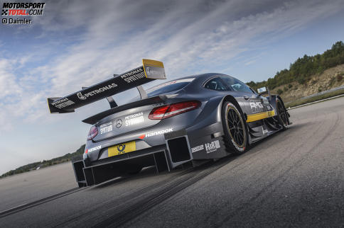 Mercedes-AMG C 63 DTM 2016