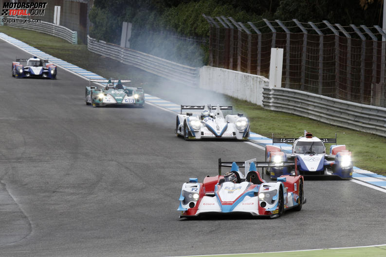 ELMS LMP2 Start Estoril