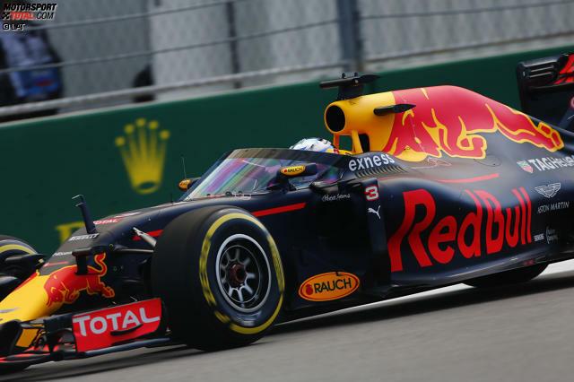 Formel-1-Cockpitschutz: Red Bulls Aeroscreen liegt auf Eis