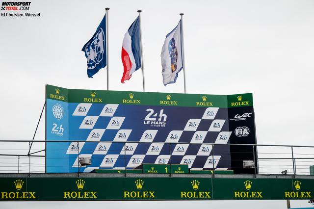24h Le Mans Im Live Ticker Chronologie Des Testtages
