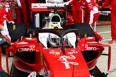 Ferrari-Pilot Sebastian Vettel testete den Halo 2016 und befürwortet die Einführung des Cockpitschutzes im nächsten Jahr. Alle Fahrerstimmen gibt es hier zum Durchklicken.