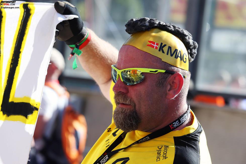 Fan von Kevin Magnussen (Renault)